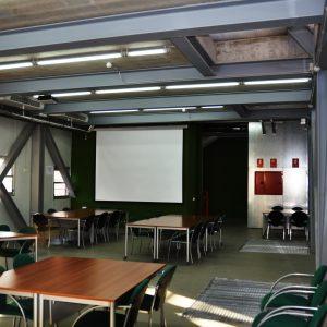 Tercera Planta Casa Del Estudiante