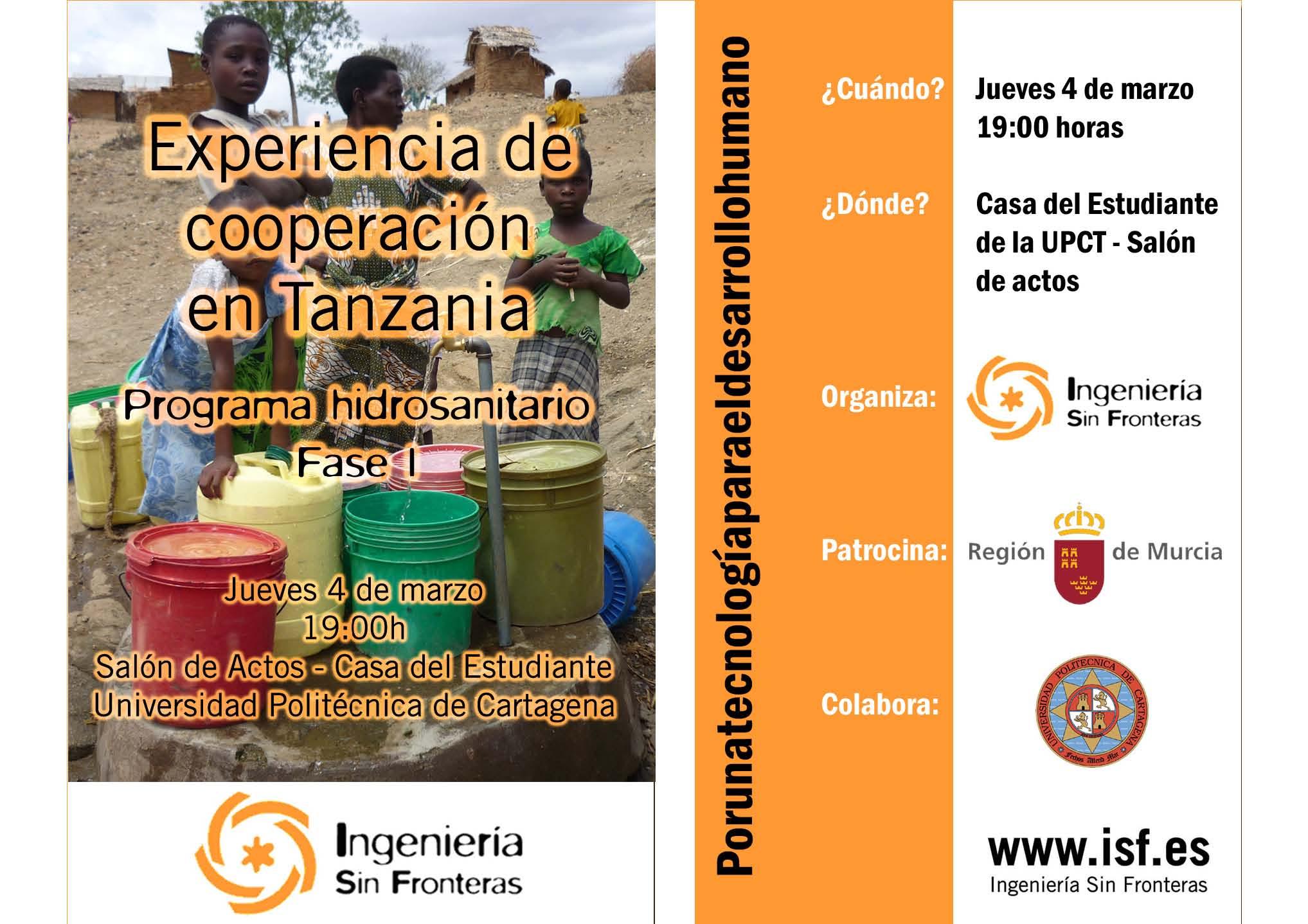 Experiencia De Cooperación En Tanzania