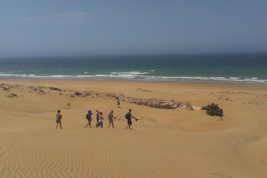 Charla Informativa Para Participar En El Viaje Solidario A Essaouira
