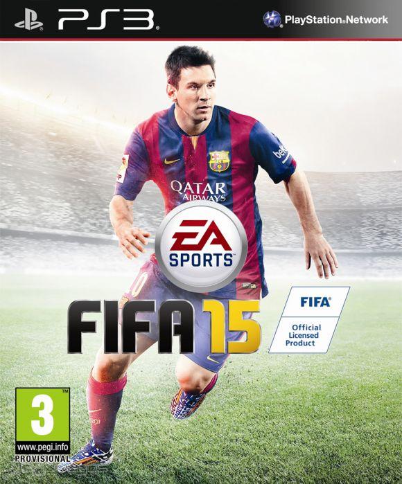 Nuevo Juego De PS3: FIFA 15