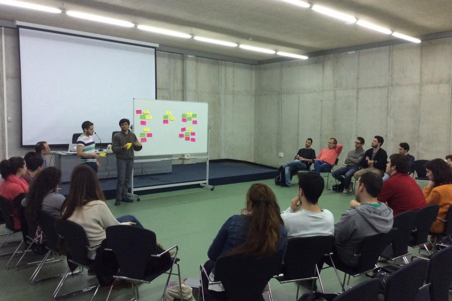 La «Escuela De Talento» Comienza Con La Búsqueda De Cualidades Emprendedoras