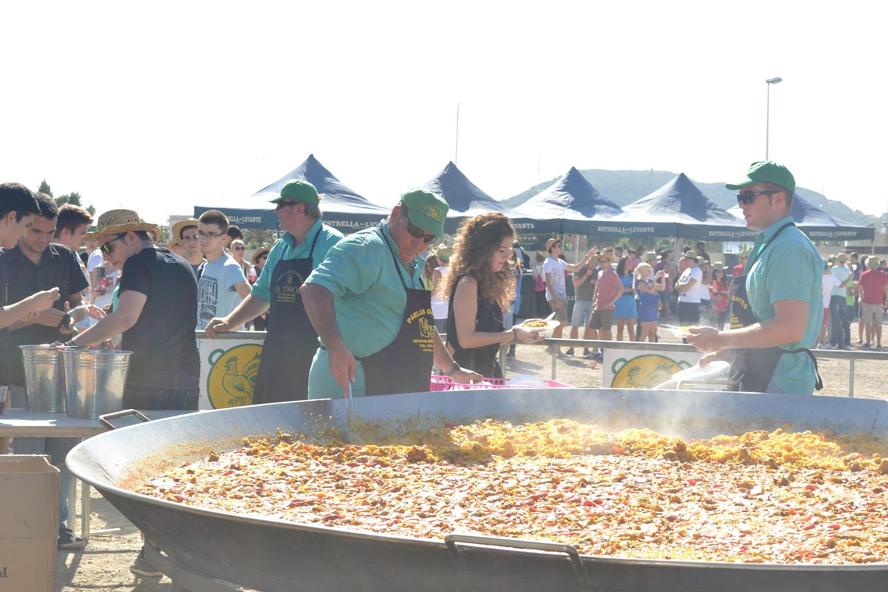 Venta De Entradas Para Las Fiestas De San José 2016