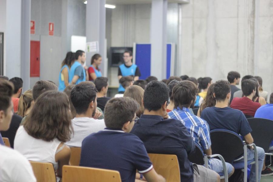 Una Nueva Edición Del Curso Base Acogerá A Estudiantes De Nuevo Ingreso En La Casa Del Estudiante