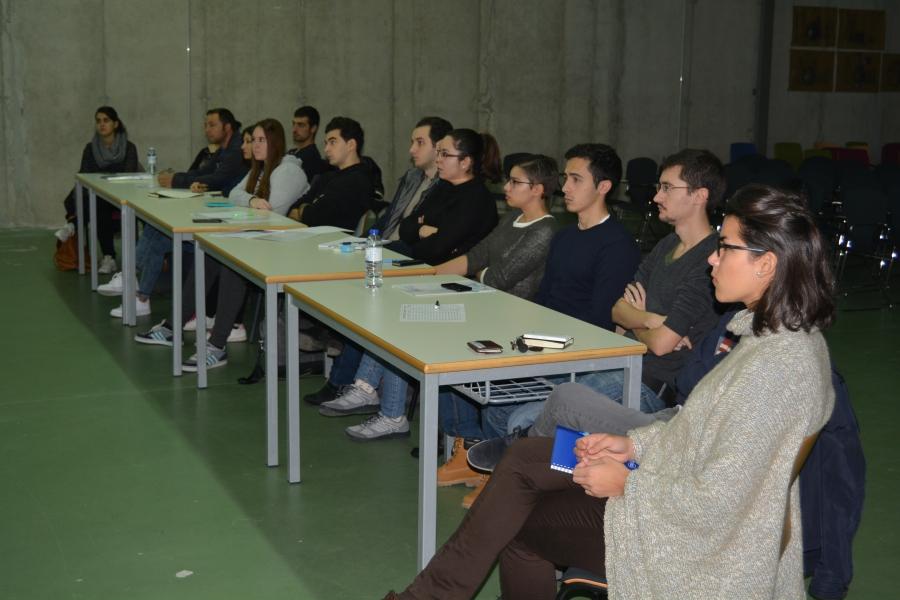 Da Comienzo El X Curso De Intervención Del Voluntariado De Arquitectura E Ingeniería En Catástrofes
