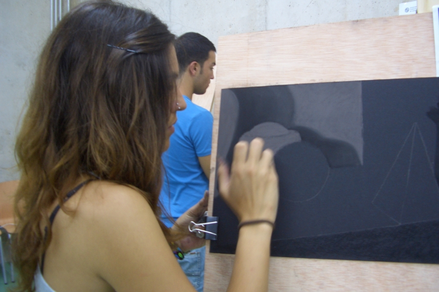 Curso De Dibujo Y Pintura En La Casa Del Estudiante