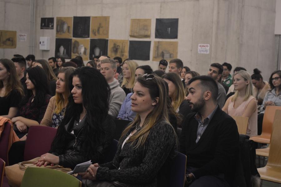 La UPCT Recibe A Más De Un Centenar De Estudiantes 'erasmus'