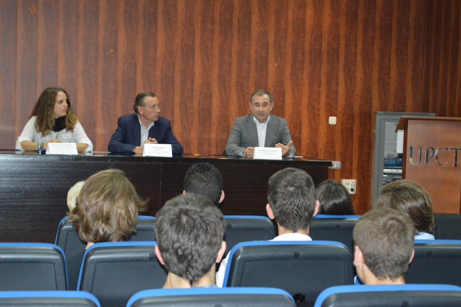 Clausura Del 6º Congreso De Representantes De Estudiantes De Navales En La Casa Del Estudiante