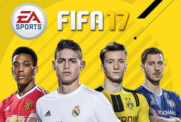Nuevo Título De PS4: FIFA 17