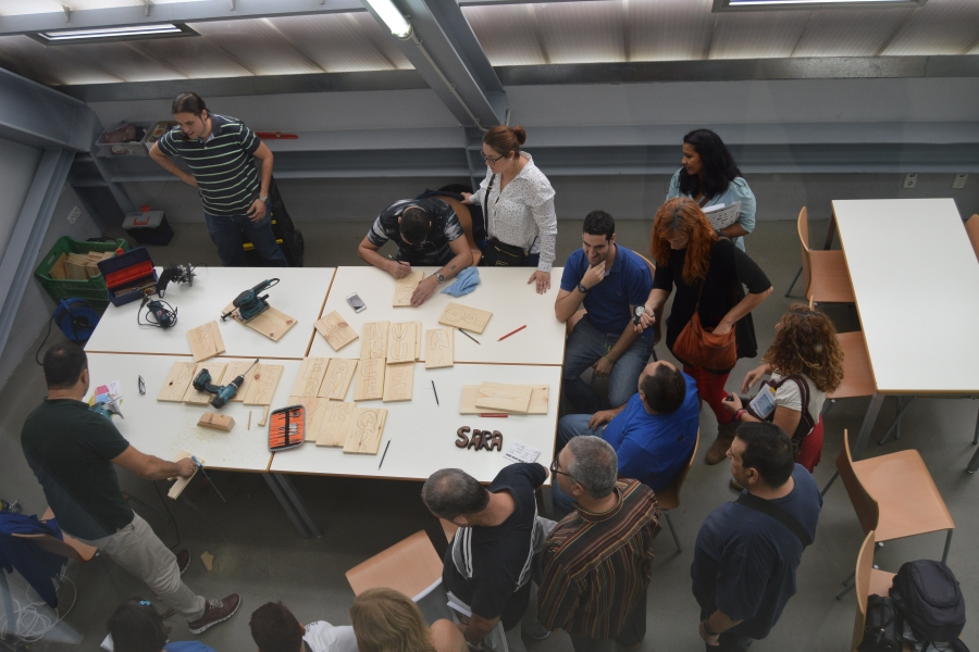 Gran Acogida De La Jornada Y Feria De La Solidaridad Y La Inclusión Social En La Casa Del Estudiante