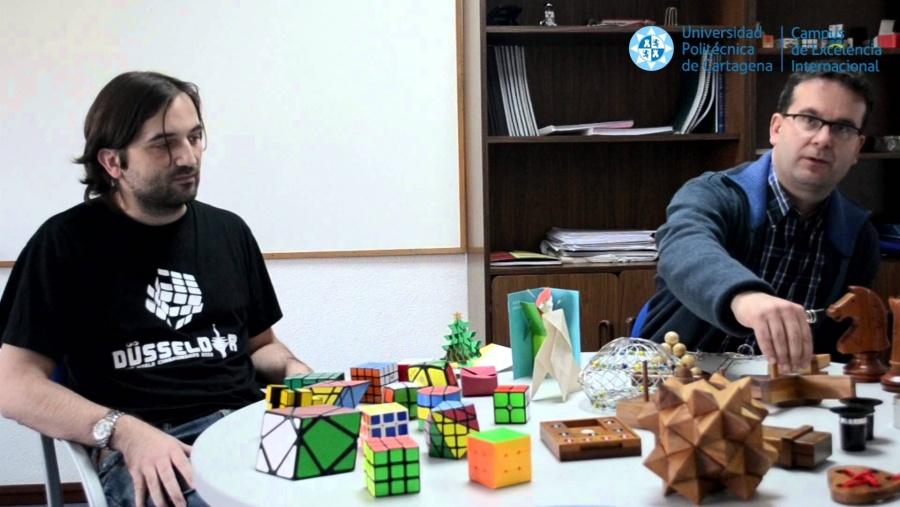 La Casa Del Estudiante Acoge Este Fin De Semana Un Campeonato De Cubo De Rubik