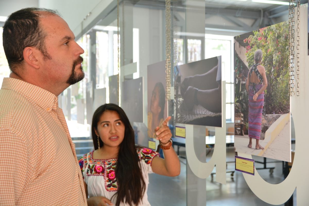 Inauguración De La Exposición «México: Cultura Que Prevalece»