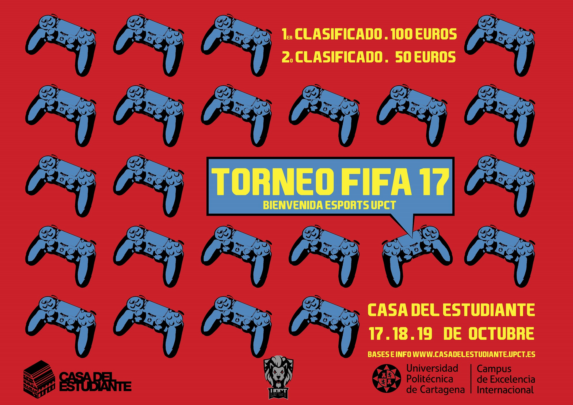 Torneo FIFA 17 Bienvenida eSports UPCT