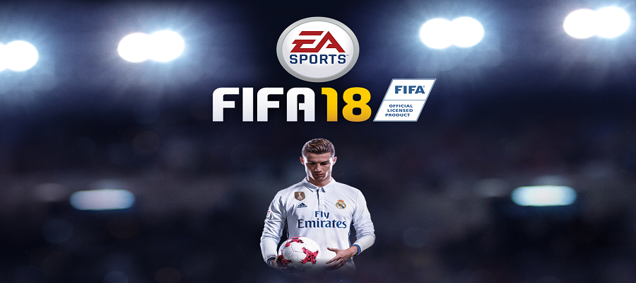 Nuevo Videojuego De PS4: FIFA 18