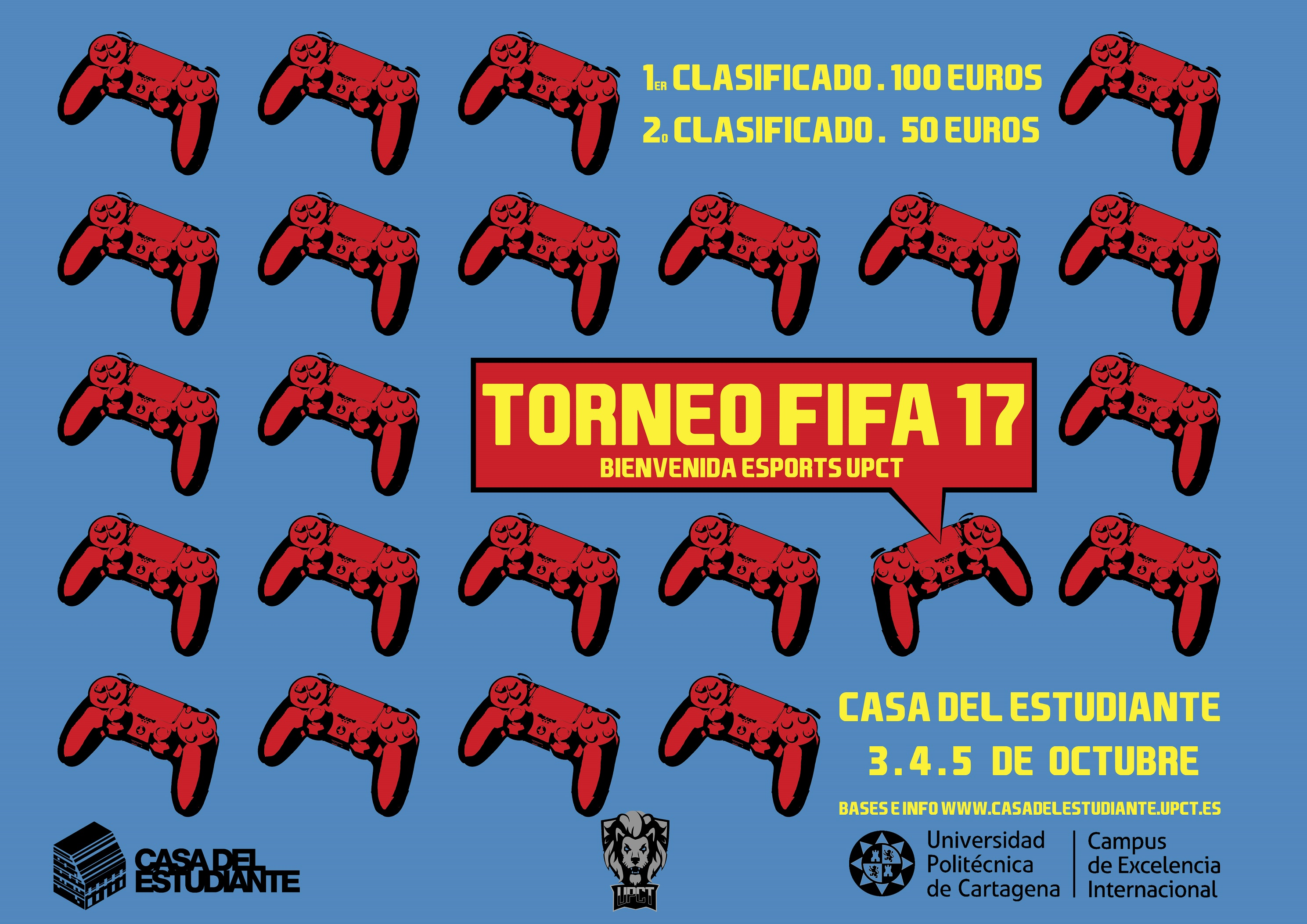 Torneo FIFA 17 web