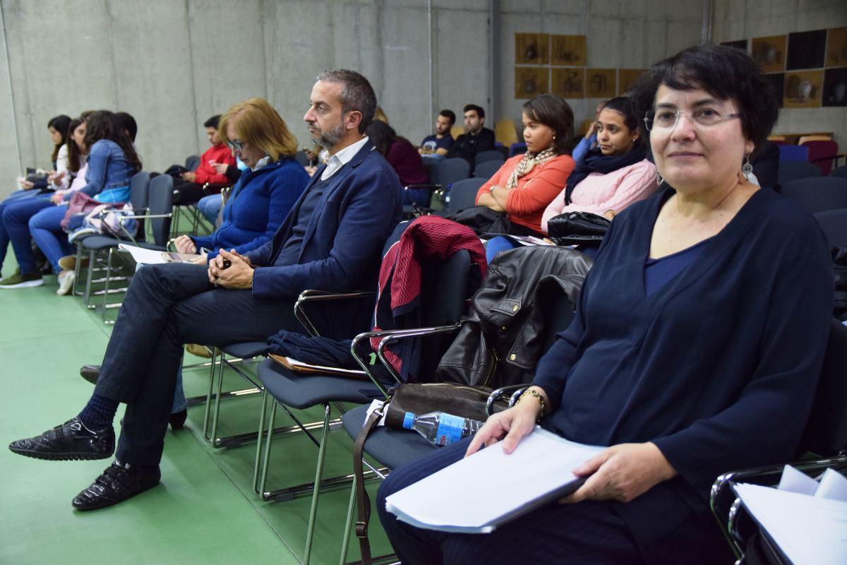 La Comisión Europea Presenta En La UPCT El Nuevo Cuerpo Europeo De Solidaridad
