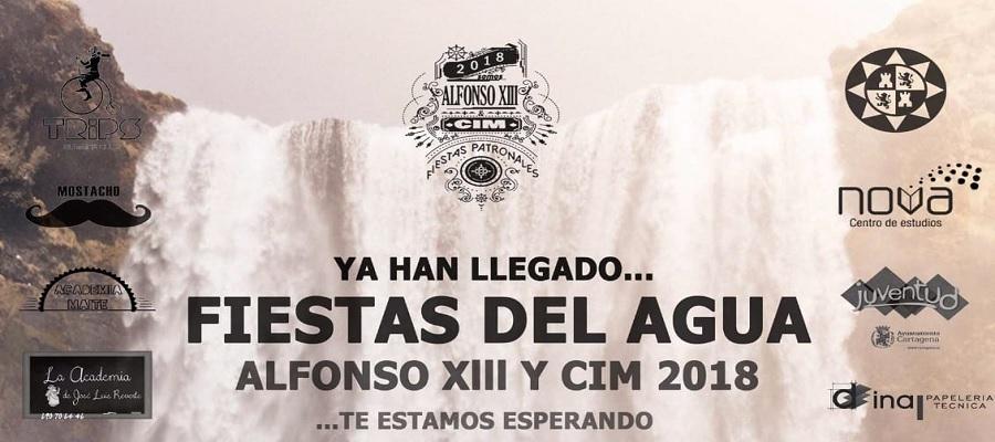 La Comisión De Fiestas De Alfonso XIII & CIM Promociona Sus Fiestas En La Casa Del Estudiante