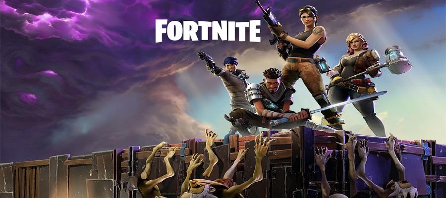 Nuevo Videojuego De PS4: Fortnite
