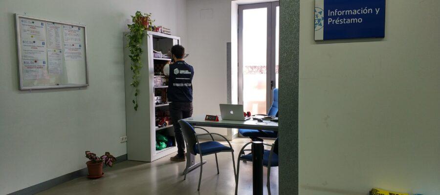 Convocatoria de Beca de Colaboración / Formación en la Casa del Estudiante. Plazo hasta el 15-feb