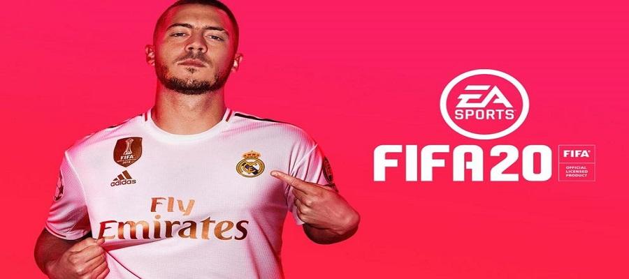 Nuevo Videojuego De PS4: FIFA 20